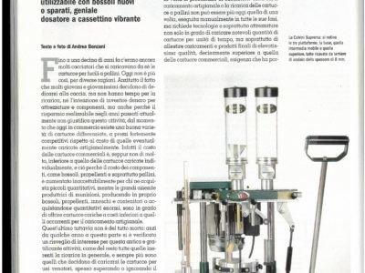 Colvini Suprema pressa progressiva rotativa – ARMI E TIRO